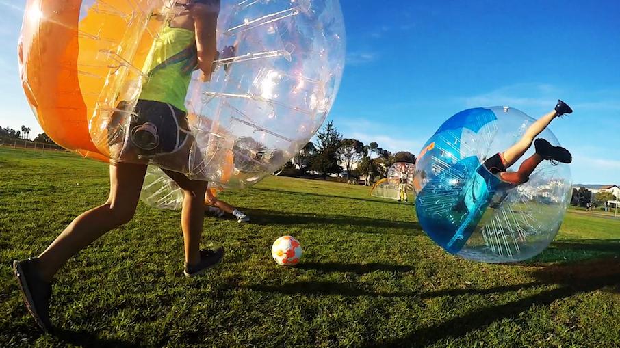 Bubble Soccer 8er Set (Kinder ab 130cm Größe)