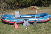 Schlauchboot für 15 Personen
