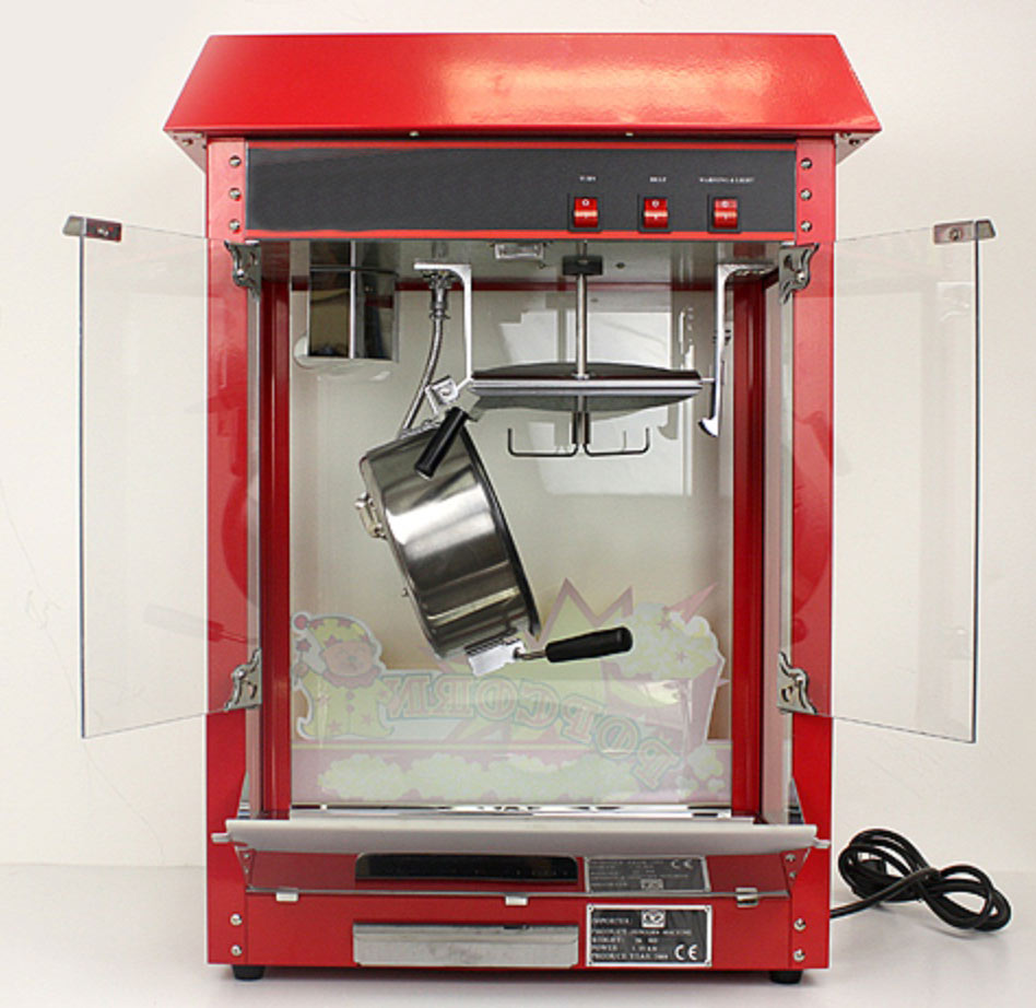 Popcornmaschine L
