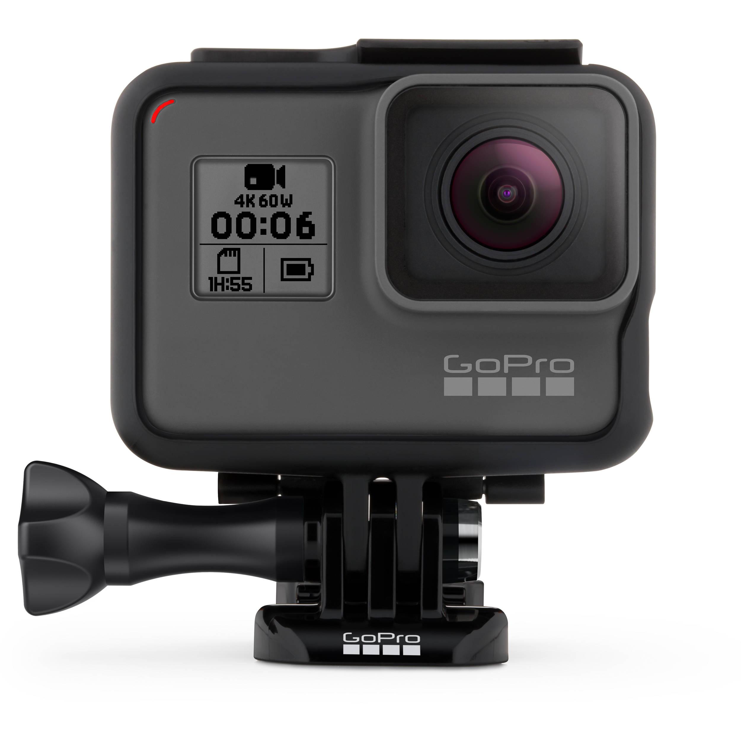 GoPro 5 + 6 Black