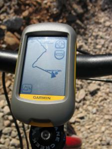 Garmin GPS/ Bikecomputer